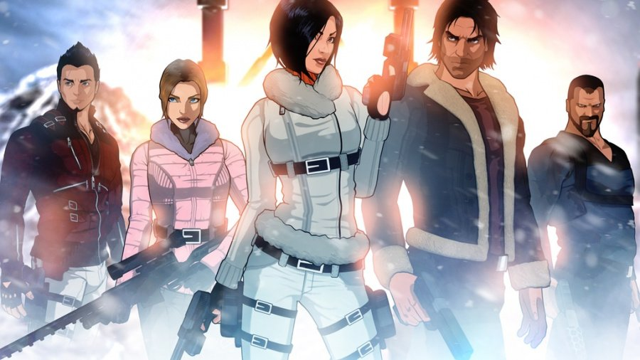 Fear Effect PS4 PlayStation 4 1