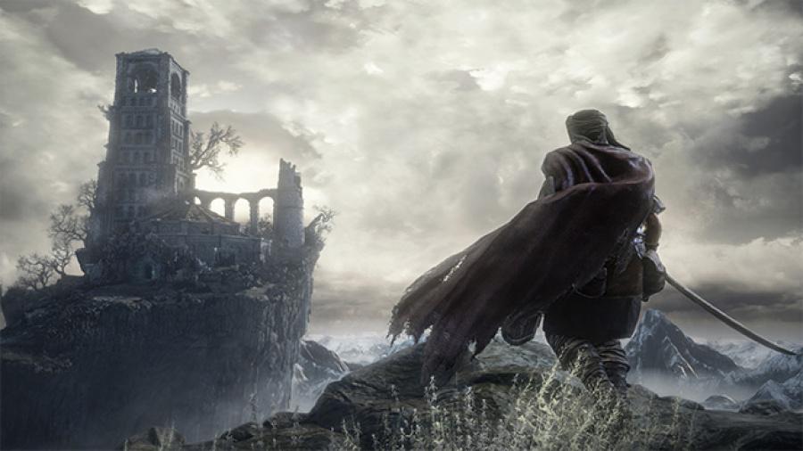 Dark Souls III Demon's Souls PS4 PlayStation 4 2