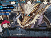 Vita RPG Ray Gigant Sends Teens to Fight World-Ending Monsters in May