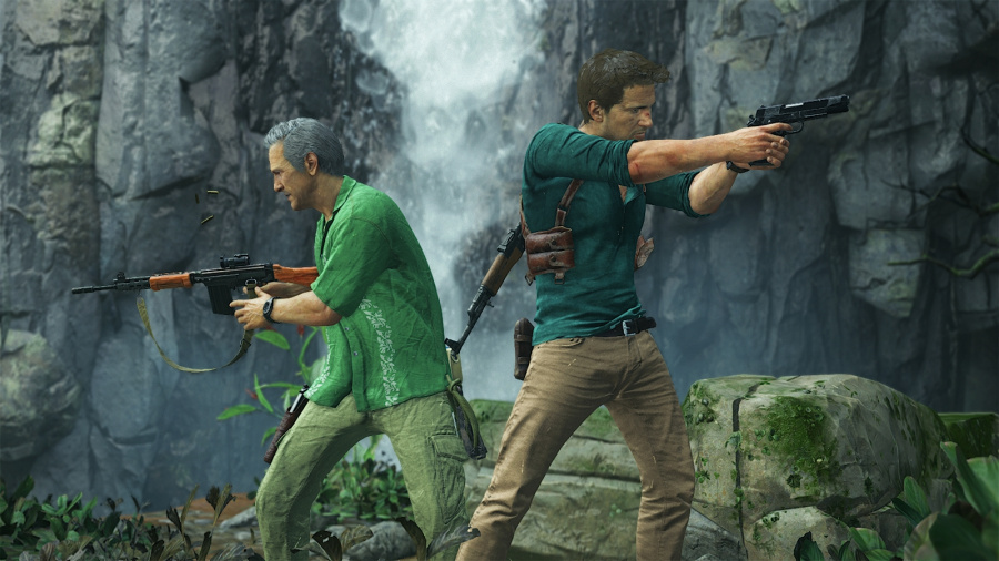 Uncharted 4 A Thief's End PS4 PlayStation 4 Multiplayer 1