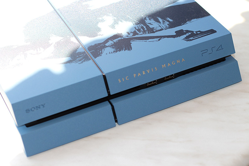 Competition win a limited edition uncharted 4 ps4 console push square - Ps3 limited edition console ...