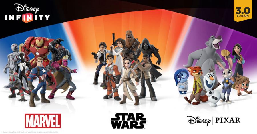 Disney Infinity PS4 PlayStation 4 1