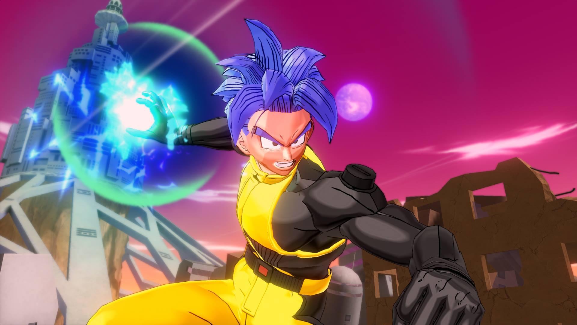 Dragon Ball Xenoverse Dragonballs Wünsche