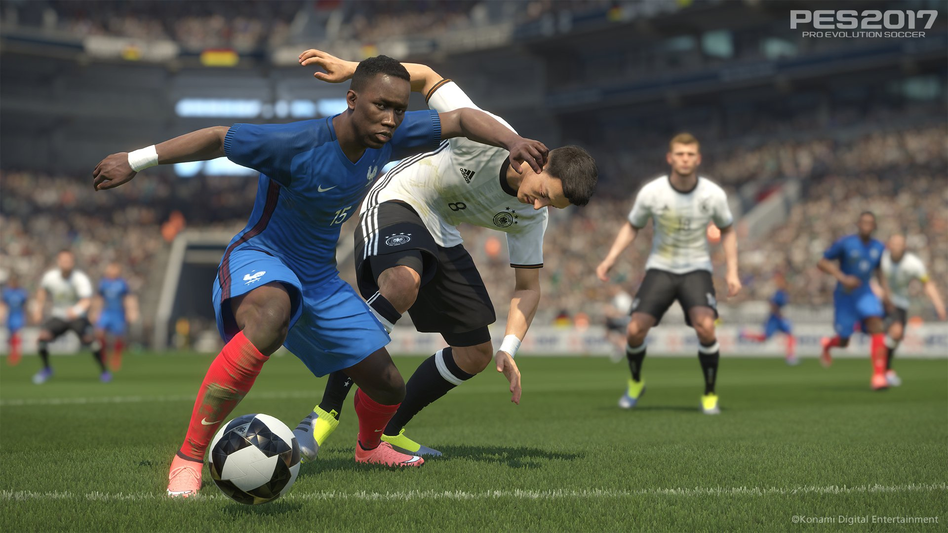 PES 2017 Wants to Lift the Champions League on PS4 7374cf468ec99