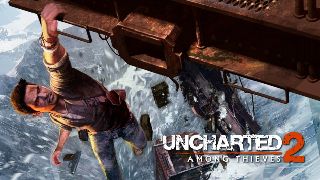 Uncharted 2 Among Thieves PS3 PlayStation 3 1