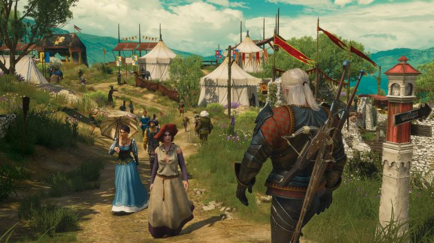 The Witcher 3's User Interface Is Being Completely Redesigned