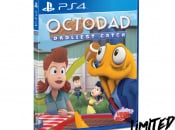 Catch a Physical PS4, Vita Copy of Octodad for Father's Day
