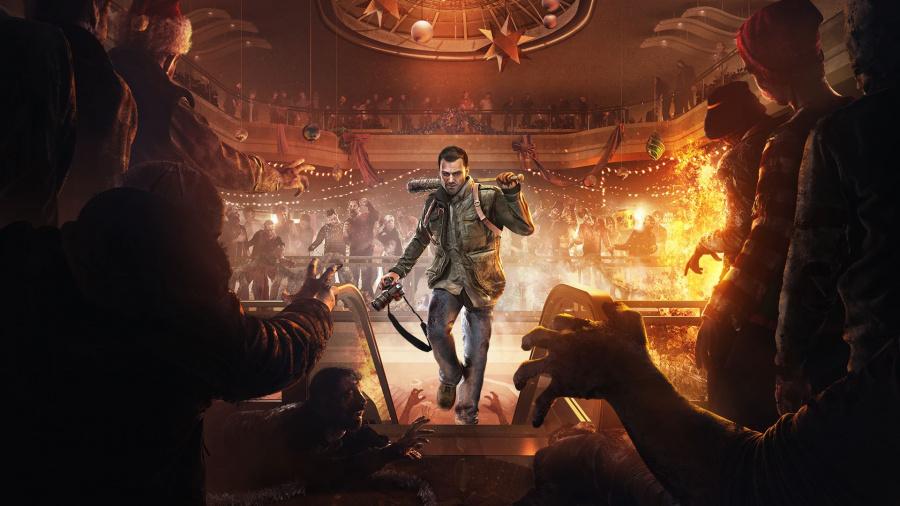 Dead Rising 4 PS4 PlayStation 4 1