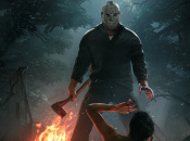 Press X to Jason Voorhees with Friday the 13th PS4 Gameplay
