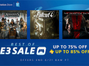 Save Money on Old E3 Favourites with NA PlayStation Store Sale
