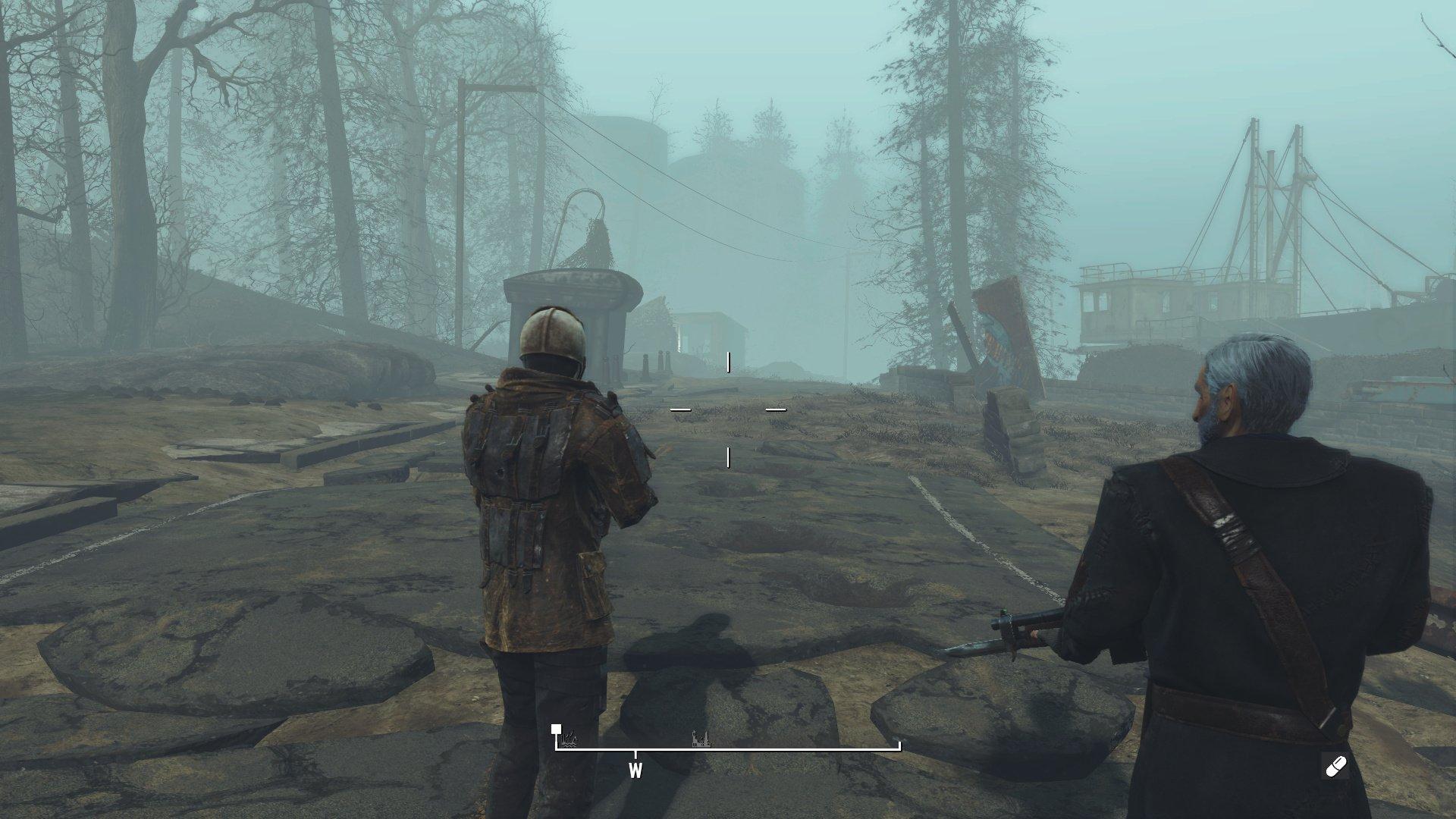 Fallout  Far Harbor Character Build