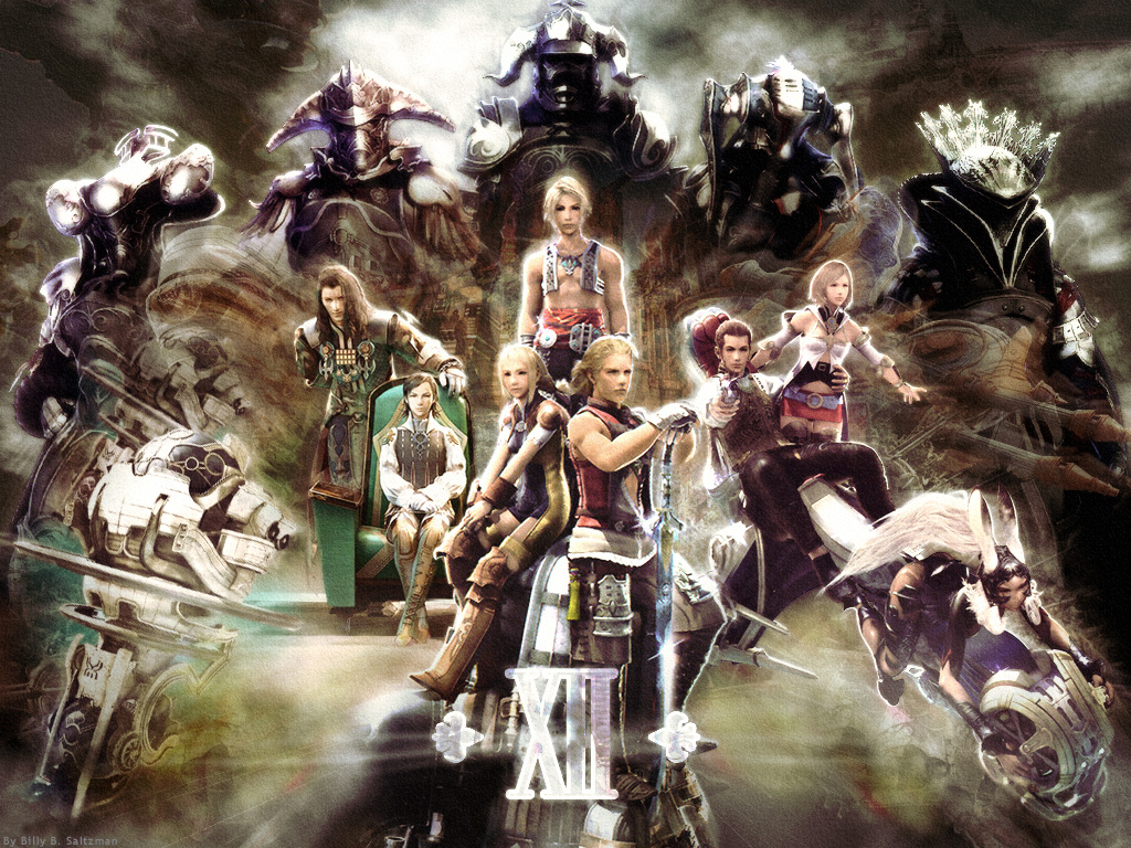 Final Fantasy Xii Remaster Announced For Ps4 Push Square
