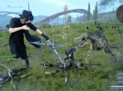New Final Fantasy XV Screenshots Prove It's a Preposterously Pretty PS4 Game