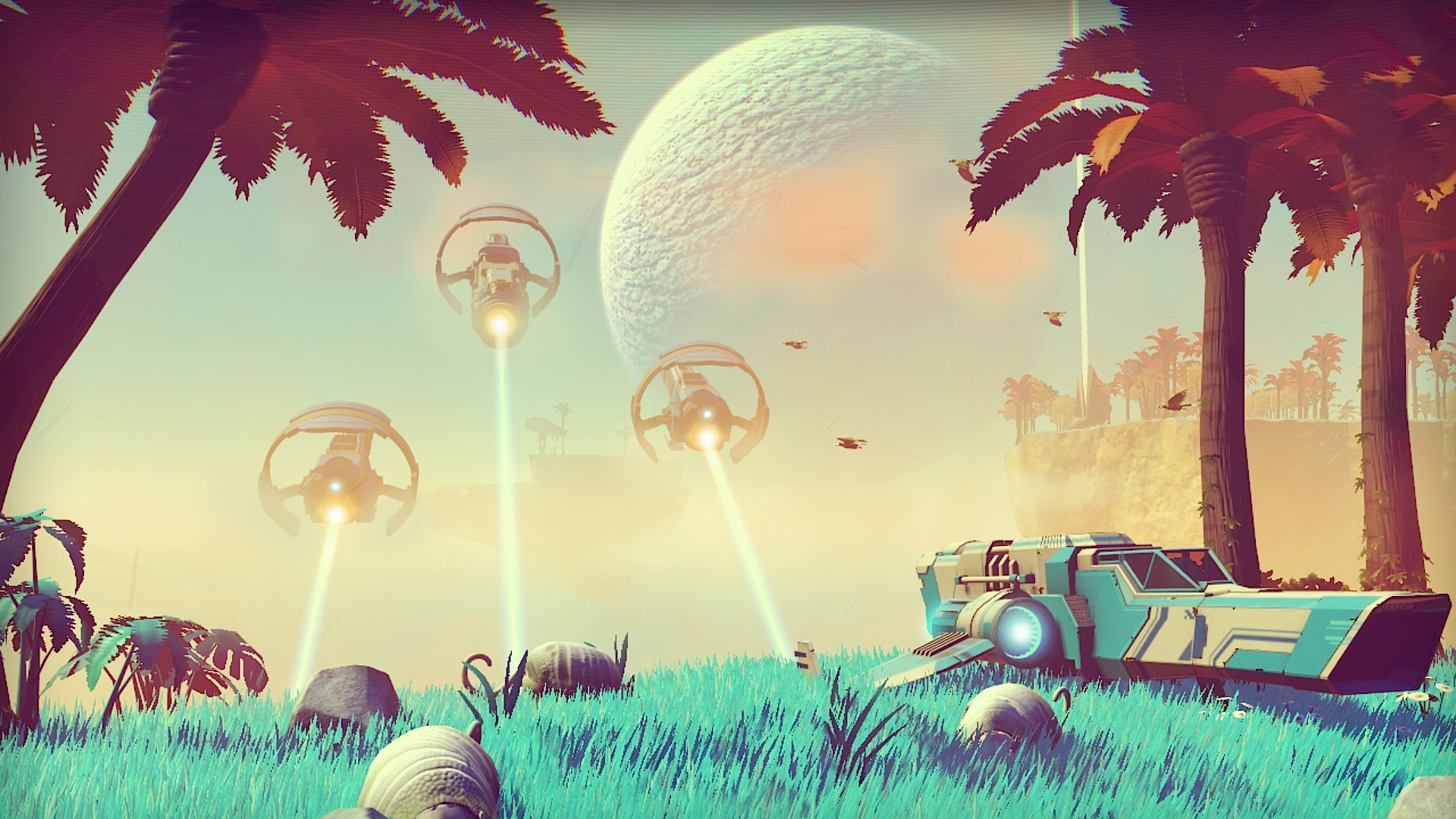 No Man's Sky UK Release Date Brought Forward