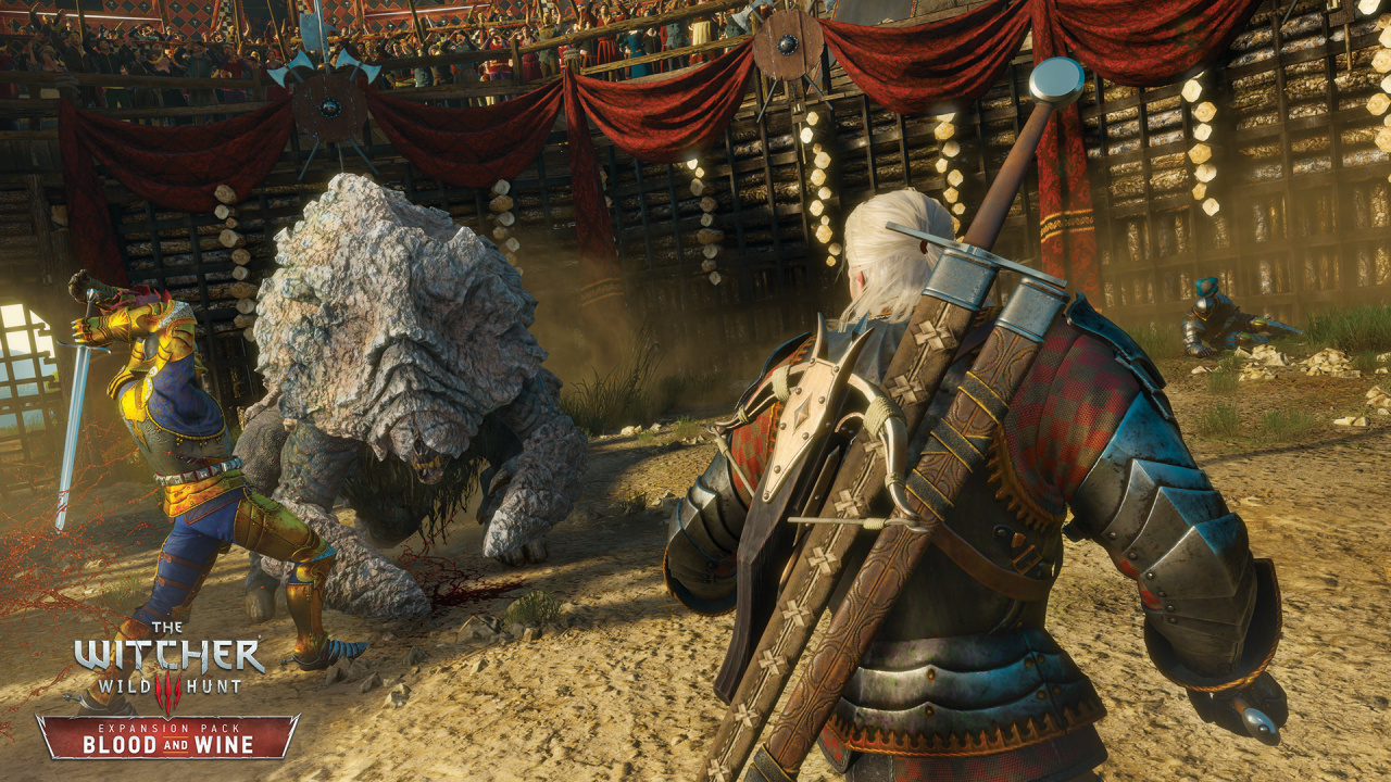 One of The Witcher 3: Blood and Wine's Best Quests Is Bugged, But You Can Get Around It - Push Square