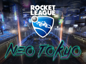 Rocket League's Neo Tokyo Arena Says Konnichiwa to PS4