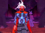 Superb Sounding PS4 Boss-'Em-Up Furi Finally Flashes onto PS4 Early Next Month