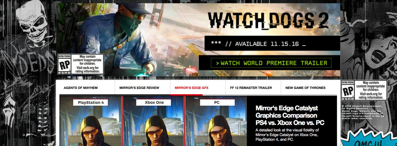 Watch Dogs 2 Hacks PS4 Wide Open On 15th November