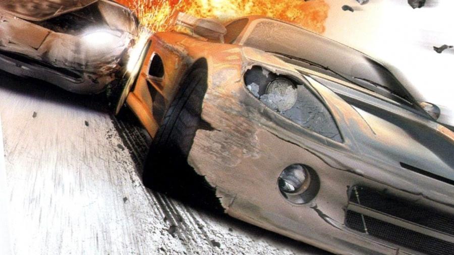 Burnout 3 Takedown PS4 PlayStation 4 1