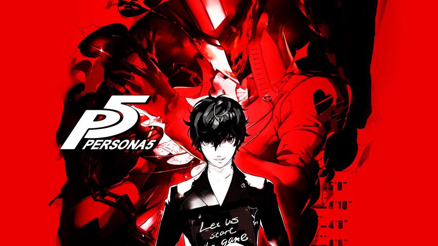 Persona 5 PS4 PlayStation 4 1