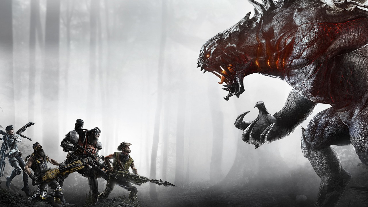 Evolve goes free-to-play, and the beta starts today
