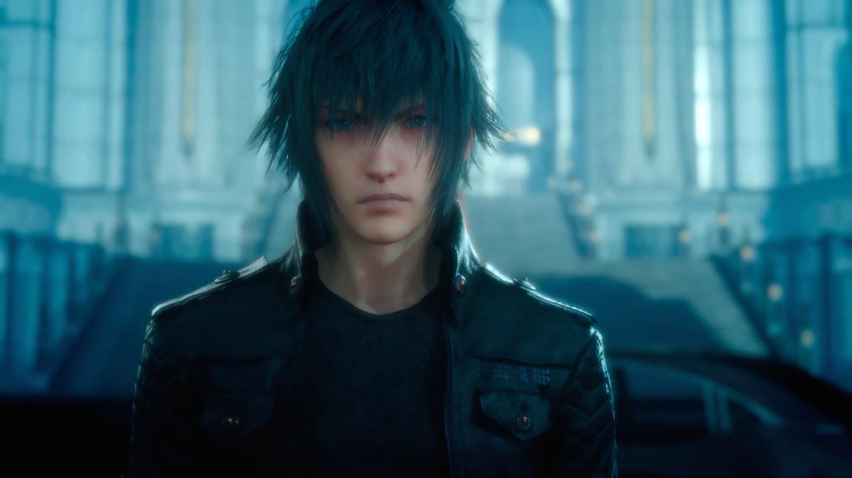 Final Fantasy XV Has Dialogue Options