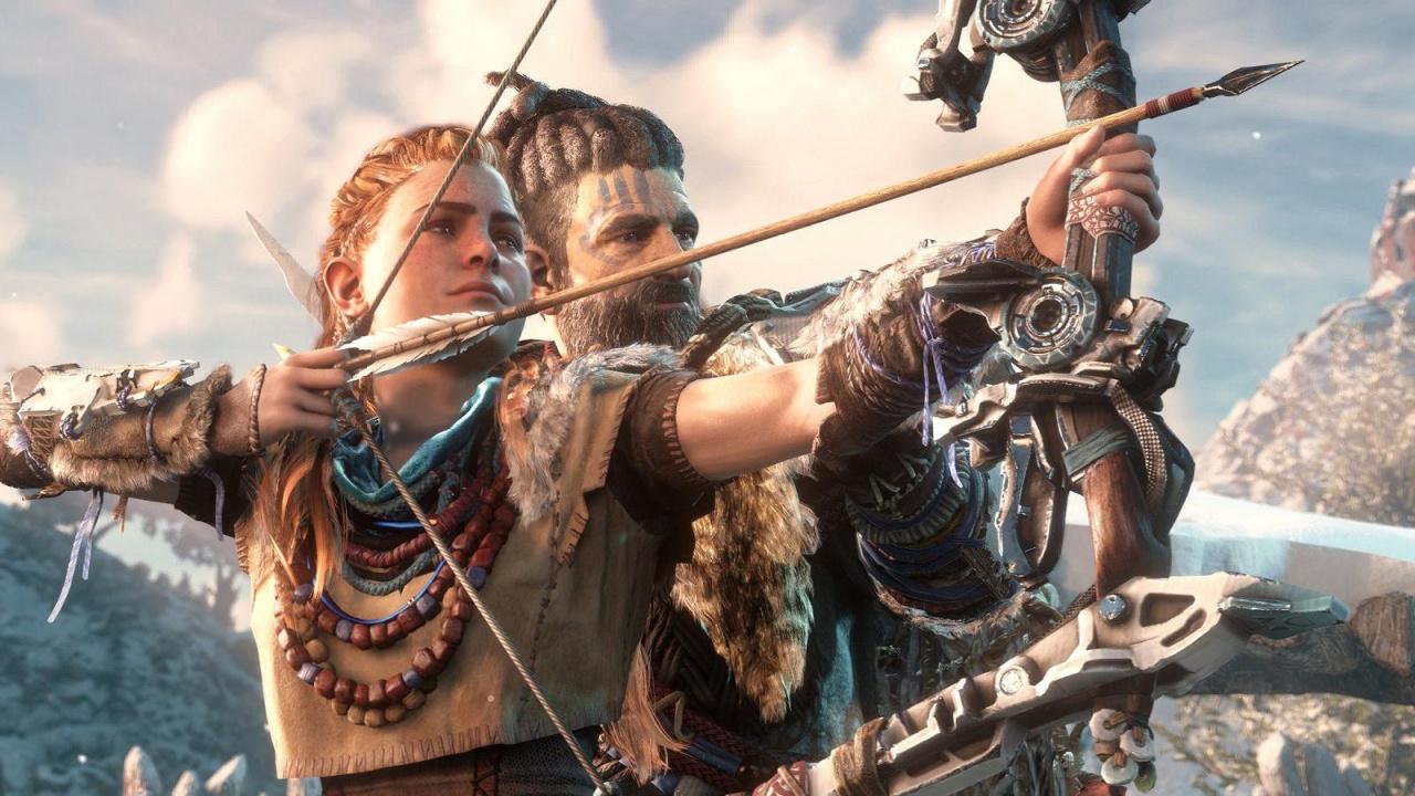 Horizon: Zero Dawn, PlayStation VR Win E3 2016 Awards