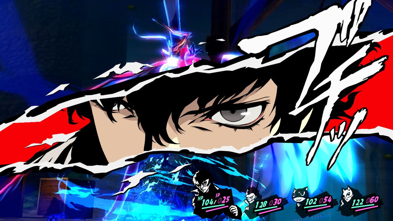 Watch Persona 5's opening movie, first 18 minutes
