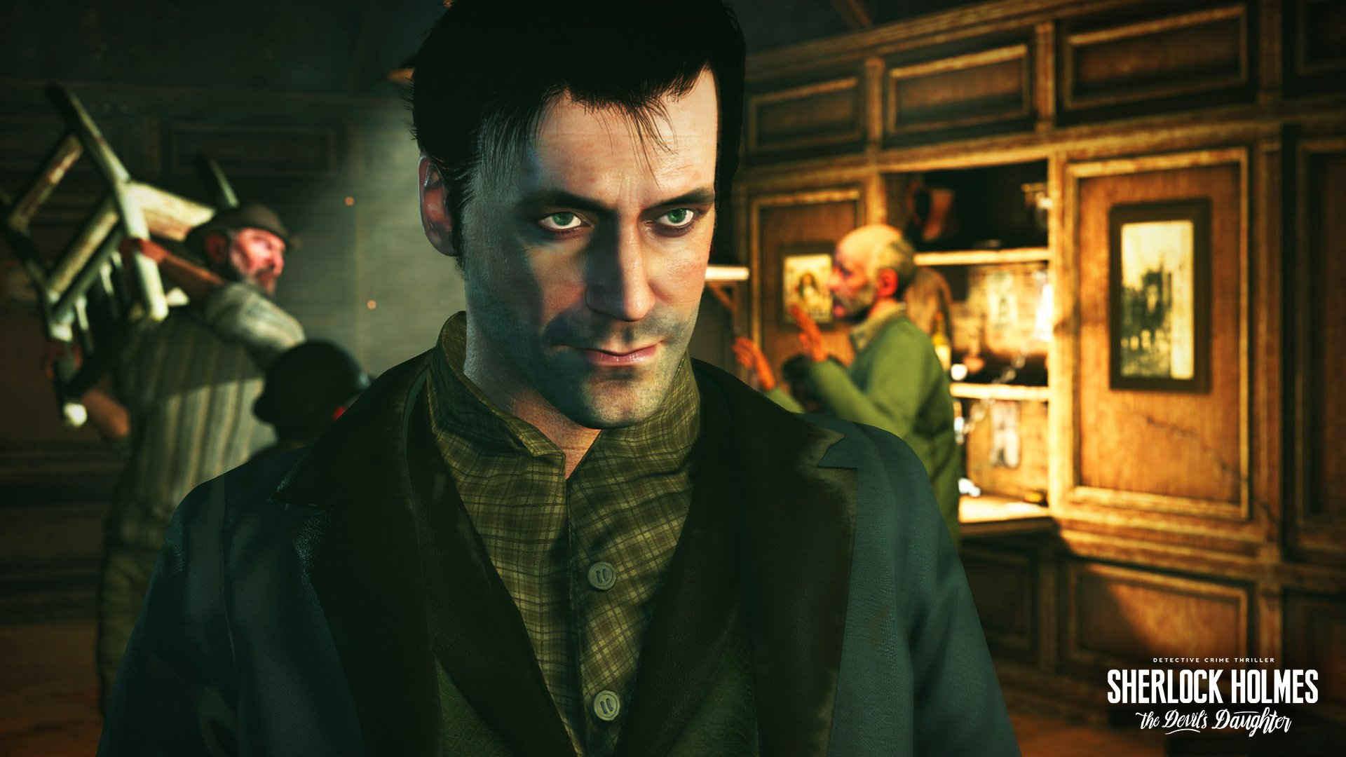Interview: Solving Mysteries with Sherlock Holmes ...