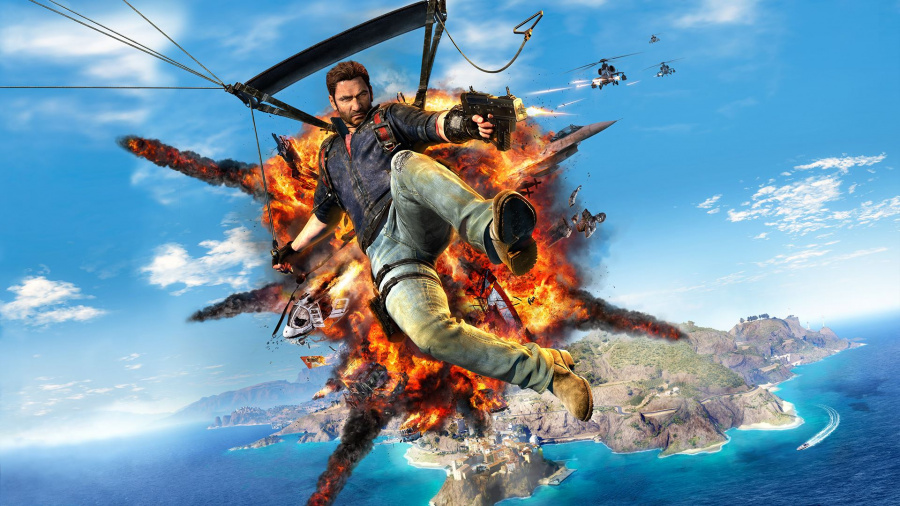 Just Cause 3 PS4 PlayStation 4 1