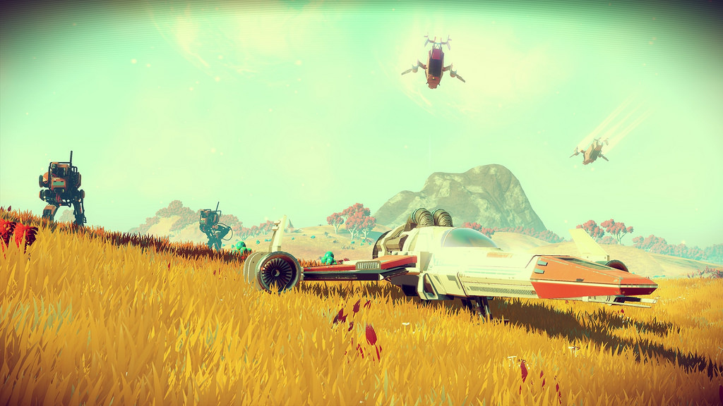 No Man's Sky's Trade PS4 Trailer Will Fuel Your Hype