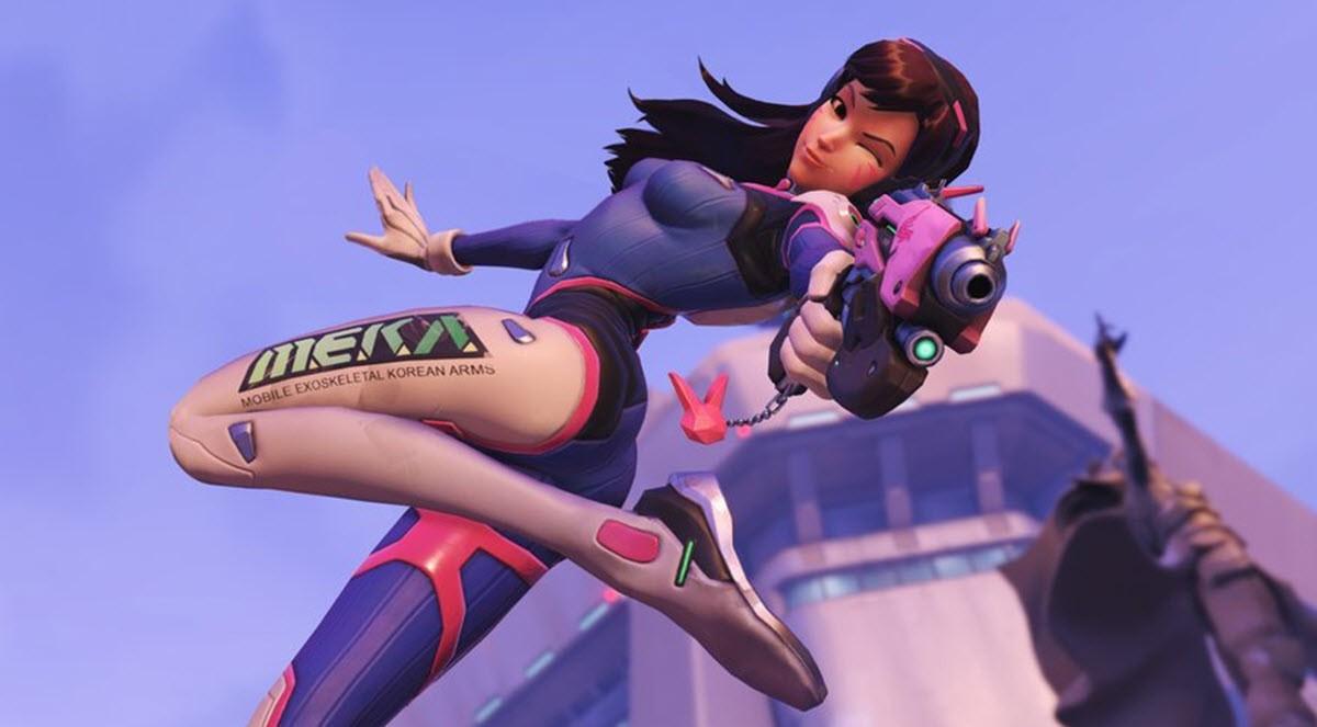 Overwatch New Hero Ana
