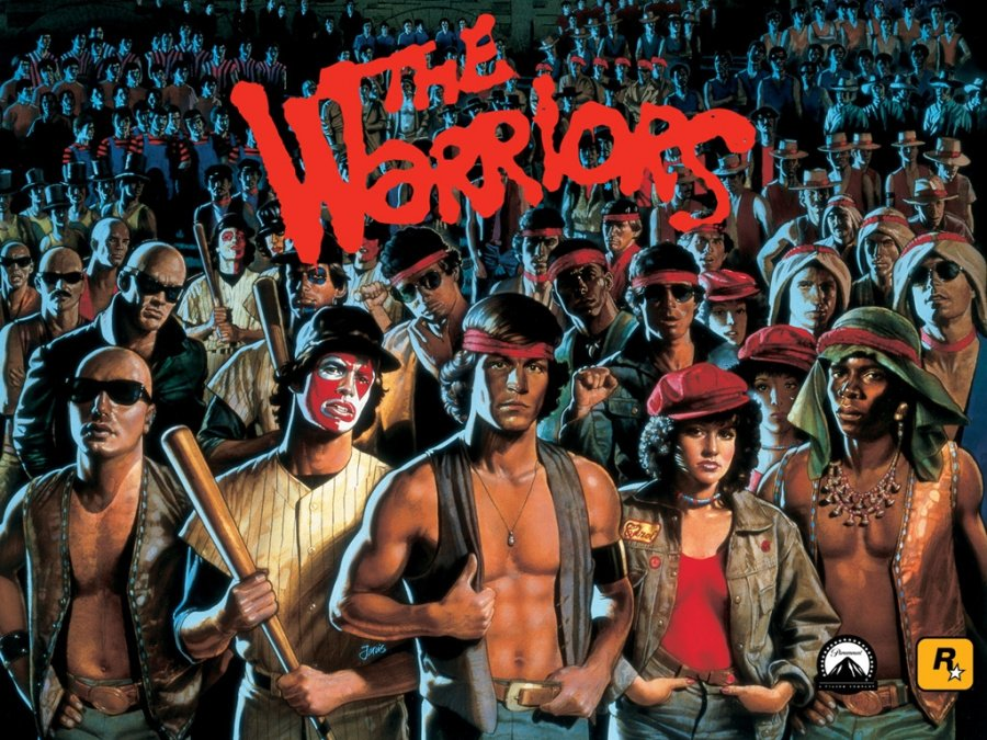The Warriors PS4 PlayStation 4 2 1