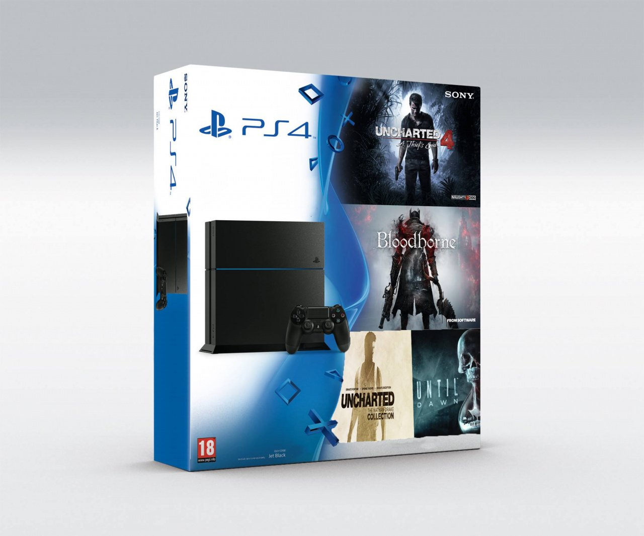 these ps4 bundles are getting bigger and bigger push square. Black Bedroom Furniture Sets. Home Design Ideas