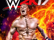 WWE 2K17's Cover Star Has a Sword on His Chest
