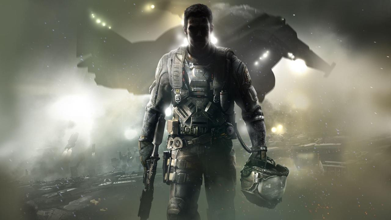 Call Of Duty Infinite Warfare S Latest Cinematic Is