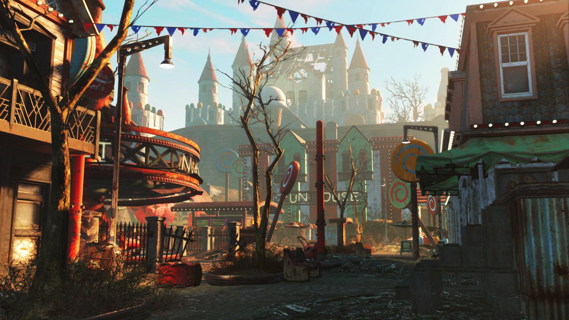 Fallout 4 патч 1 7 15 0