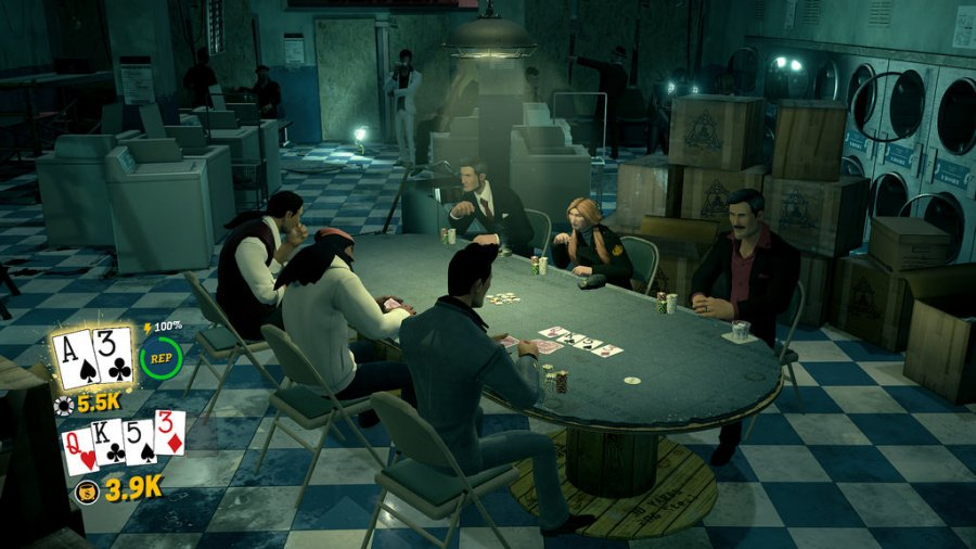 Prominence Poker PS4 PlayStation 4 1