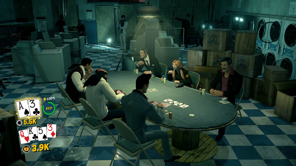 Multiplayer Games For Ps4 : Free multiplayer poker rpg coming to ps next week push