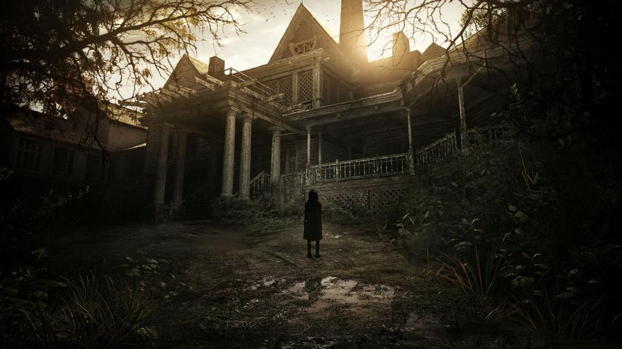 Resident Evil 7 PS4 PlayStation 4 1