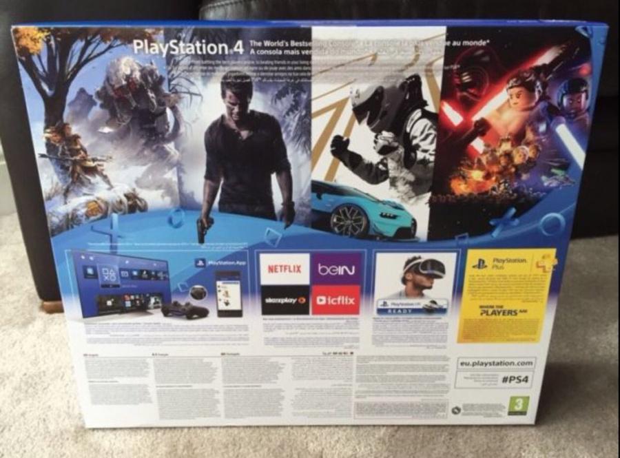 PlayStation 4 PS4 Slim Sony 5