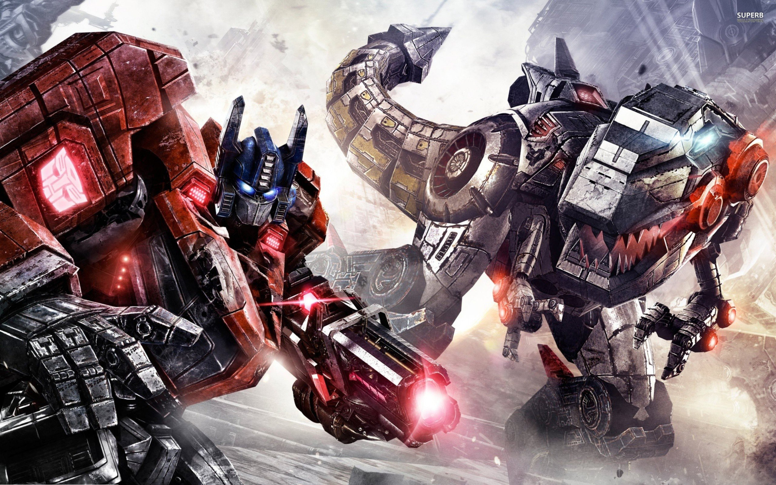 transformers fall of cybertron launches out of nowhere on ps4