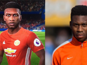 Manchester United Youth Player Fosu-Mensah Isn't Impressed with His Face in FIFA 17