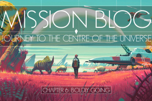 Chapter 6 - Boldly Going