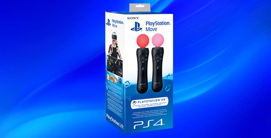 PlayStation VR Move PS4 PlayStation 4 1