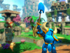 Shovel Knight Brings More Fanservice to PS4 Platformer Yooka-Laylee