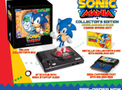 Sonic Mania's PS4 Collector's Edition Is a Blu-ray Short of Brilliance
