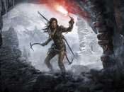 Lara Croft Survives Rise of the Tomb Raider PS4 Trailer