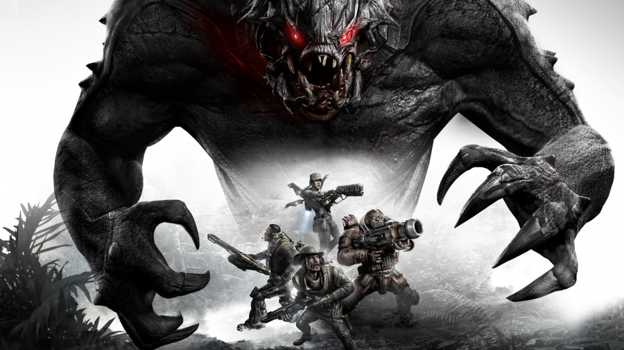 Evolve PS4 PlayStation 4 1