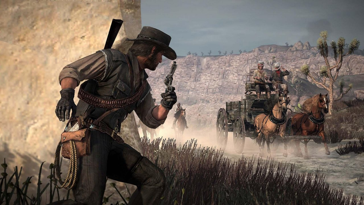 What We Want from Red Dead Redemption 2 on PS4 - Feature ...